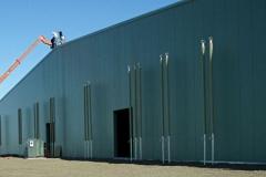 Hangar Facility; Deadhorse AK