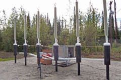 CRREL Test Site; Fairbanks AK