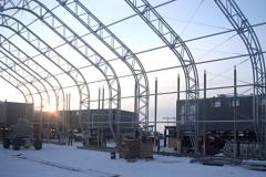SID Drilling Support Complex Bldg; Nikaitchuq AK