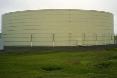 Water Tank; Wainwright AK