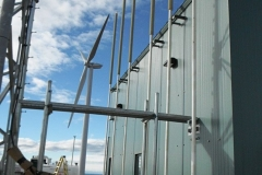 Eva Creek Wind Farm, O&M Bldg; Ferry AK