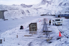 Kumtor Mine Portal; Kyrgyzstan Republic